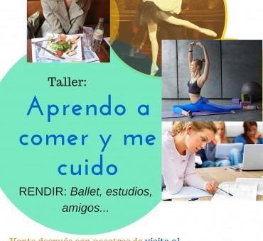 Taller: Aprendo a comer y me cuido
