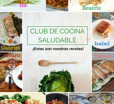 Club B-Concept de comida saludable