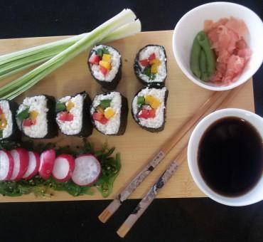 Sushi versión B-Concept