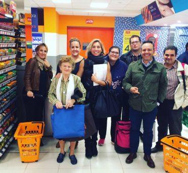 Aprende ahacertu compra saludable en el supermercado