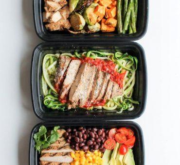 Domingo de 'foodie'. Planifica la alimentación de tu semana.