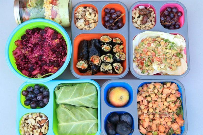 Domingo veggie de 'foodie'. Planifica tu menú vegetariano saludable y equilibrado.