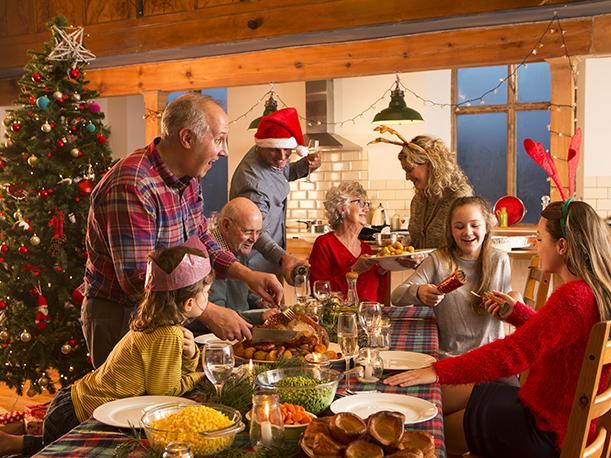 Guía de supervivencia para Navidad